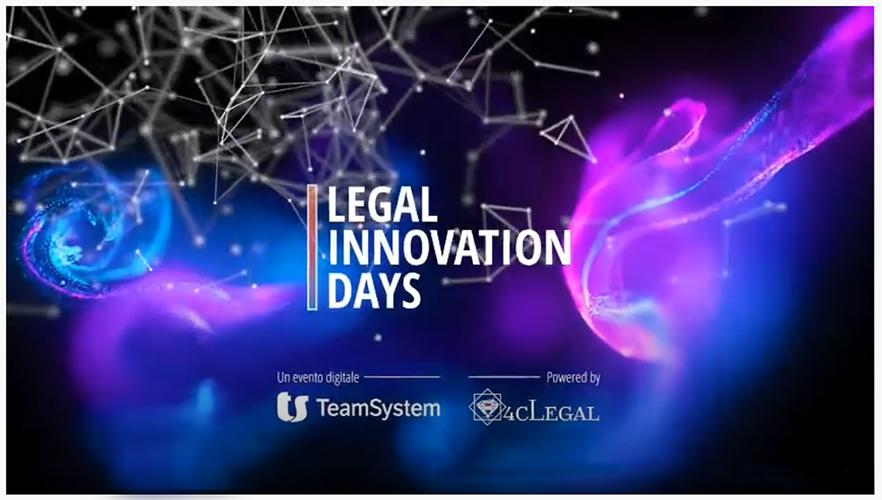 """Partecipazione al """"Legal Innovation Days"""""""